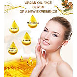 Сироватка багатофункційна з аргановою олією Aichun Beauty Argan Oil Multi Function Face Serum, 30 мл, фото 6