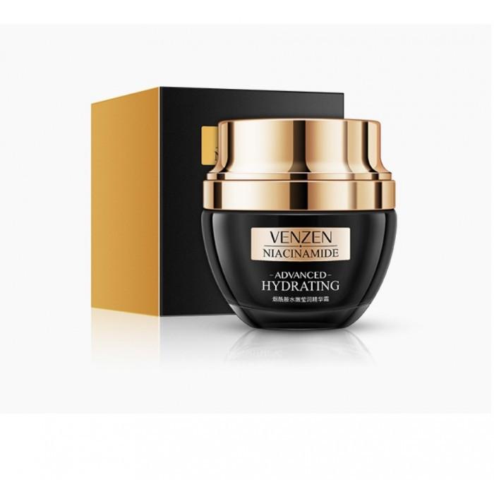 Крем для обличчя з ніацинамідом VENZEN Niacinamide Advanced Hydrating Cream, 50 г