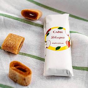 """Натуральна цукерка пастили """"Яблучне соло"""" без цукру і меду, 25 г"""