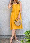 Женское платье летнее красивое длины Миди  (Норма,Батал), фото 4