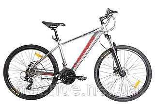 Гірський Велосипед Crosser Ultra 26 (16.9) сірий