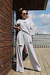 Женский спортивный костюм модный с принтом, фото 3