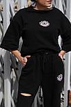Женский спортивный костюм модный с принтом, фото 6