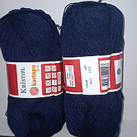 Kartopu Kristal - 640 темно синій