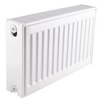 Панельная батарея-стальной радиатор отопления 22х500х1500.S KOER с боковым подключением чешский 8,1л