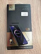 Защитное стекло для Samsung J7 Pro Black