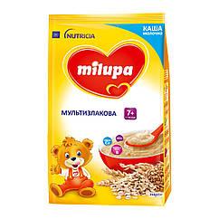 Каша молочна Milupa Мультизлакова, 7+, 210г