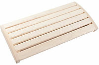 Подспинник для бани и сауны / липа 1000 мм для бани и сауны
