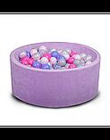 Сухий басейн для дому! Фіолетовий, фото 3