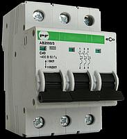 Выключатель автоматический ECO AB2000 3p 50А