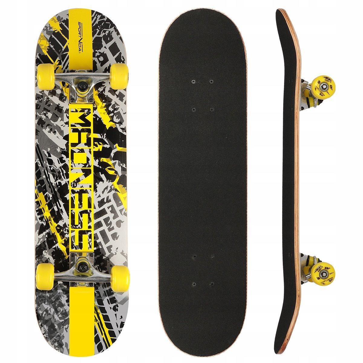 Скейтборд SportVida Madness SV-RD0001