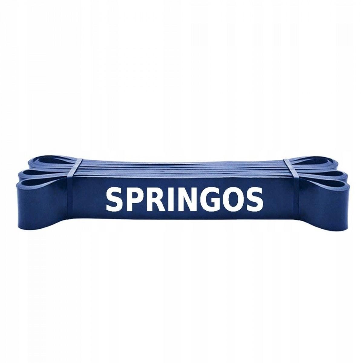 Еспандер-петля (гума для фітнесу і спорту) Springos Power Band 64 мм 37-46 кг PB0005