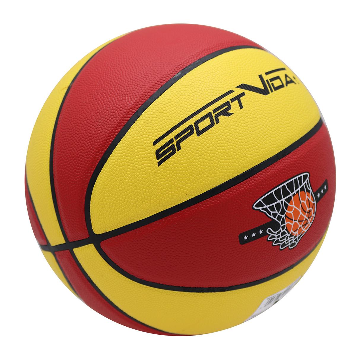 Мяч баскетбольный SportVida SV-WX0021 Size 7