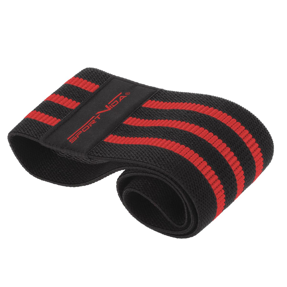 Гумка для фітнесу та спорту тканинна SportVida Hip Band Size S SV-HK0263