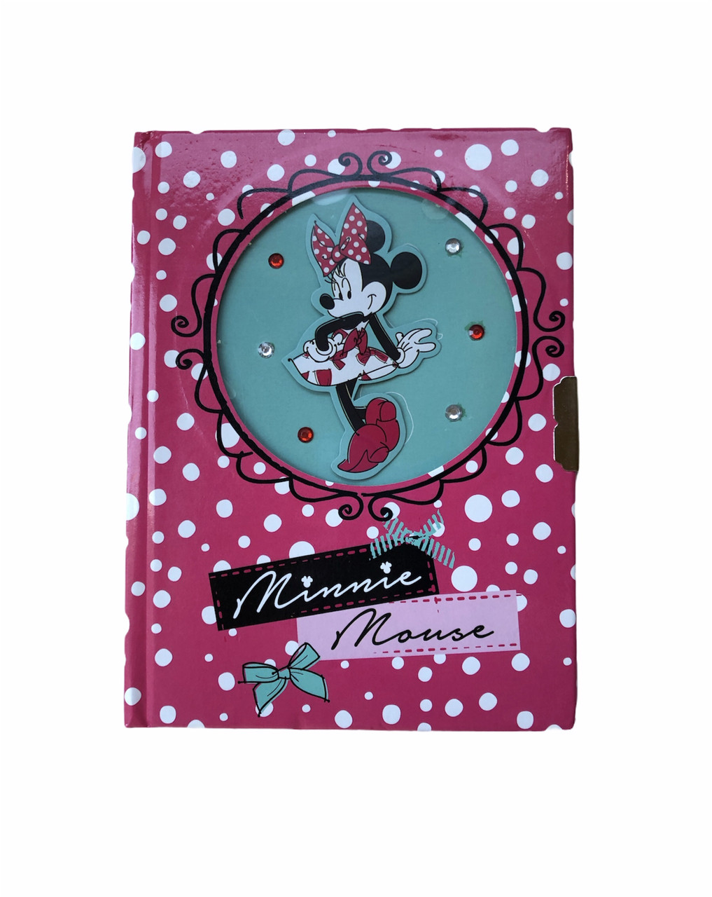 """Личный дневник для девочки """"Minnie Mouse"""" Disney"""