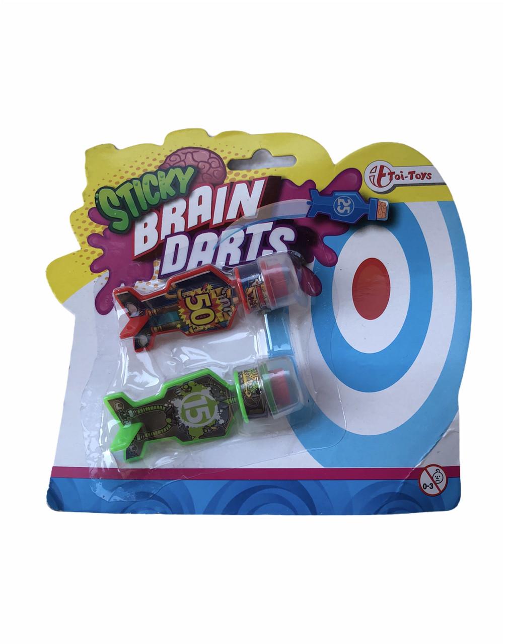 Липкие дротики Toi-Toys 2 шт.