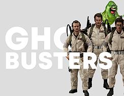 Охотники за привидениями Ghostbusters