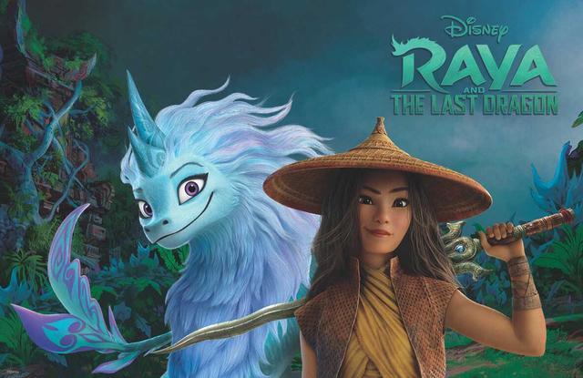 Игрушки по м/ф Райа и последний дракон Raya and the Last Dragon