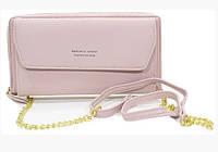 Кошелек 5509 Розовый Wallerry