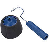 Набор валиков для покраски поверхностей помещений с резервуаром Малярный валик Paint Roller, фото 3