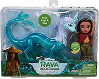 Ігровий набір за мотивами м/ф Райа і останній дракон Raya and the Last Dragon