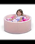Сухий басейн ігровий! Ніжно - рожевий, фото 2