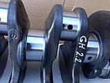 Коленвал Mazda 6 GH 3 BL 5 CR Мазда RF7 2.0 дизель ремонт 0.5/0.25 2005-2012г.в., фото 2