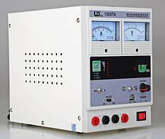 Лабораторний блок живлення UD 1505TA 15V-5A