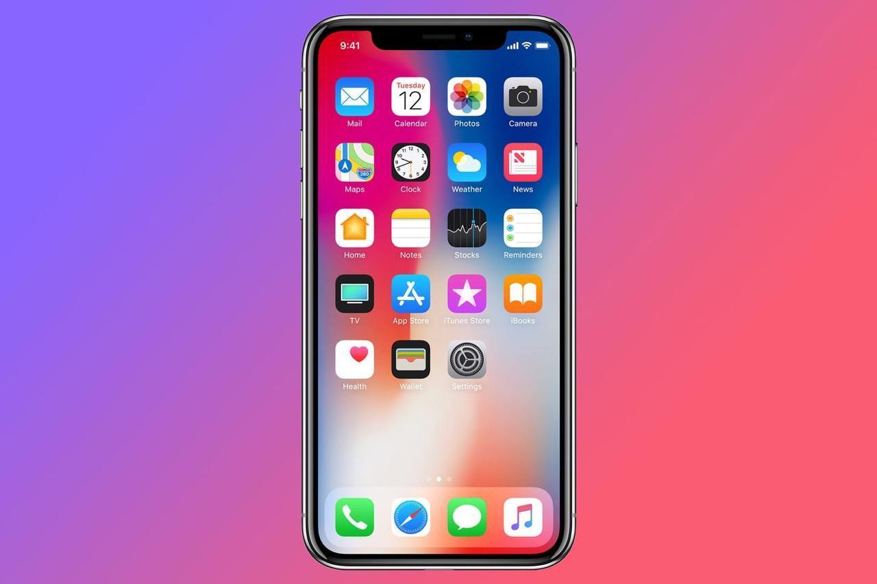 Apple iPhone X 256GB Space Gray. Новый! NEW!!!