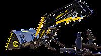 Быстросъемный навесной фронтальный погрузчик КУН МТЗ, ЮМЗ, Т-40 GENERAL X