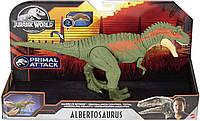 Динозавр Альбертозавр Світ Юрського Періоду Jurassic World Albertosaurus, фото 1