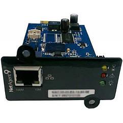 Мережева карта Powercom SNMP-адаптер NetAgent (CY504) 1-port (CY504)