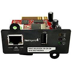 Мережева карта Powercom SNMP-адаптер NetAgent (DY807) 1-port (DY807)