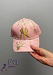 """Женская кепка летняя """"NY"""", фото 7"""