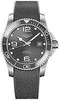 Мужские Часы LONGINES L3.781.4.76.9 Hydro Conquest 41 mm Grey Dial Automatic