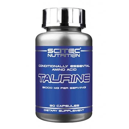 Taurine Scitec Nutrition 90 caps (таурин), фото 2