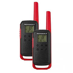 Портативная рация Motorola TALKABOUT T62 Red (5031753007324)