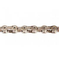 Цепь TAYA OCTO (DH) Silver/Silver 1/2x3/32, 116L, 6, 7, 8ск. (ST)