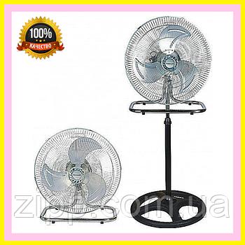 Вентилятор DOMOTEC MS-1622 Industrial  Настільний вентилятор  Підлоговий вентилятор  Вентилятор DOMOTEC