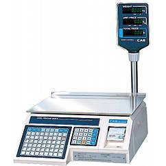 Ваги CAS LP-R (ст. 1.6) RS-232 (LP-15R (ст. 1.6) RS-232)