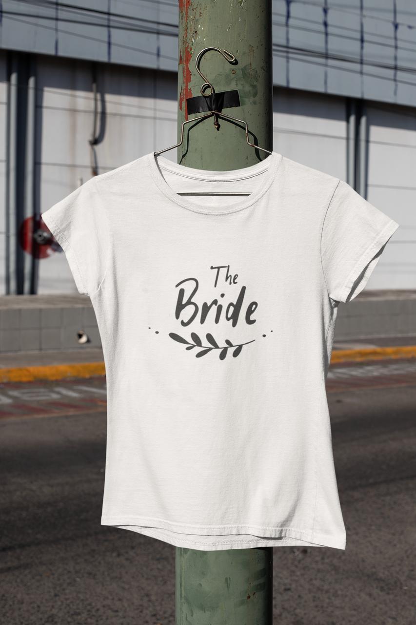 """Футболки для дівич-вечора """"Bride"""""""