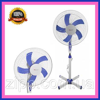 Вентилятор DOMOTEC MS-1621 Remote /16  Кімнатний вентилятор  Підлоговий вентилятор  Вентилятор DOMOTEC