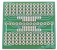 MS-DIP/SO2 (макетная плата)