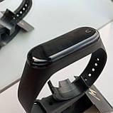 Xiaomi Mi Band m5 спортивный браслет фитнес трекер smart wath Черные, фото 3