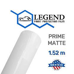 Антигравийная защитная плёнка (матовая) Legend PPF Prime Matte (USA) 1.524 m