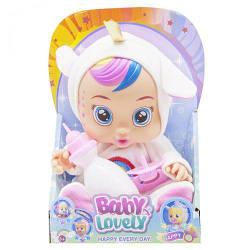 """Плачущий пупс игрушечный """"CRY BABIES"""" (белый) 195"""