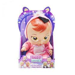 Плачущий пупс игрушка CRY BABIES: коралловый 9356