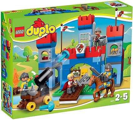 Lego Duplo Большой королевский замок 10577