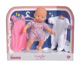 Маленький пупс для сна, со спальником и пижамой, с ароматом ванили, 20 см, Corolle