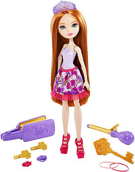 Лялька Холлі Охэйр Стильні зачіски (Ever After High Holly O Hair Style Doll)